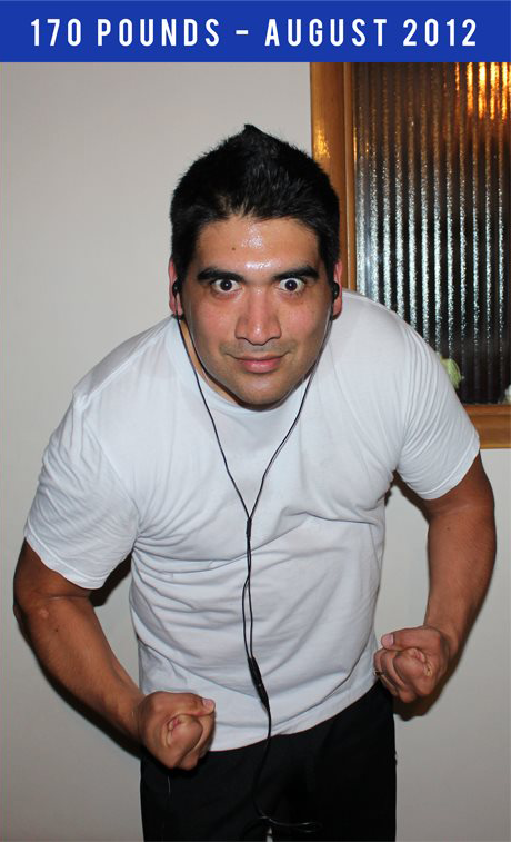 Miguel After Fitness