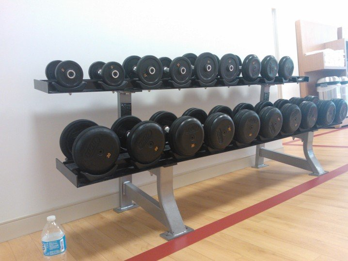 Sheraton Chicago Health Club - Weights