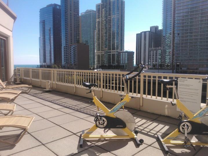 Sheraton Chicago Fitness Center