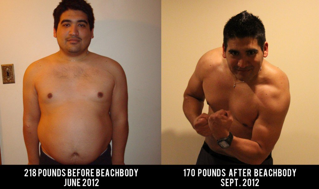 Before And After Shakeology