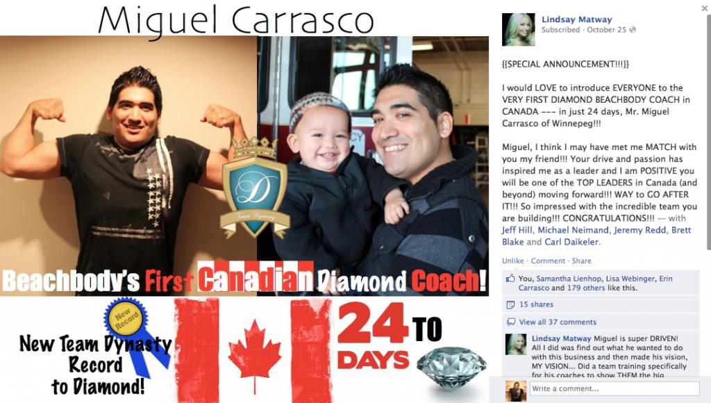 Become a Beachbody Coach in Toronto
