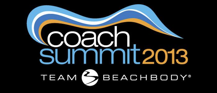 Coach Summit 2013 Team Beachbody