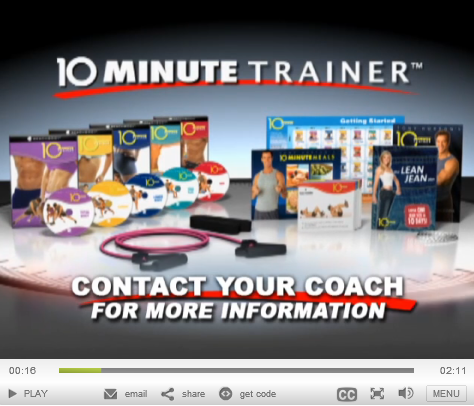 10 minute trainer challenge pack
