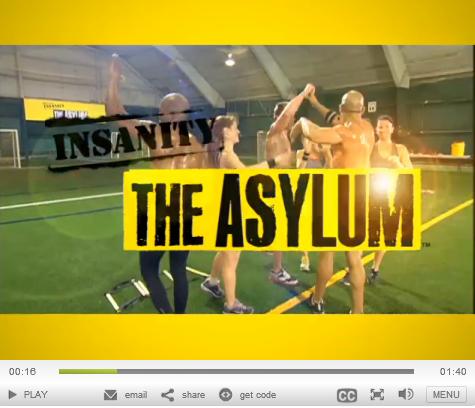 Insanity Asylum Challenge Pack