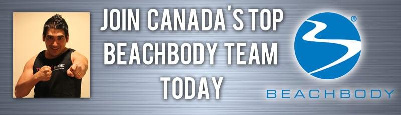 Join Canada's Top Beachbody Team
