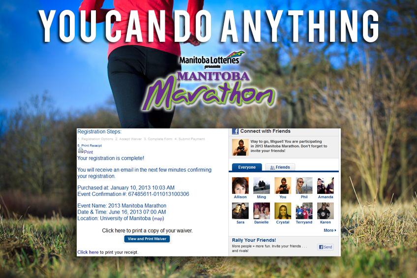 Manitoba Marathon Registration