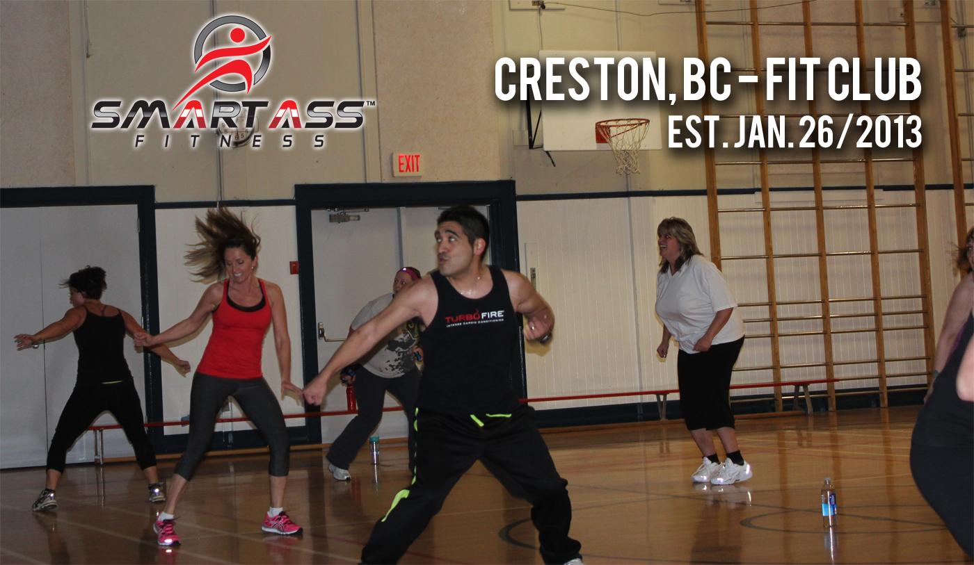 TurboFire Fit Club Creston, British Columbia