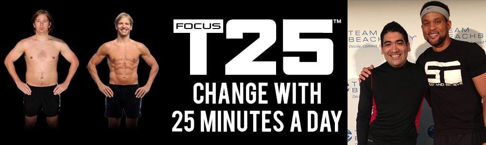 Shaun T Focus T25