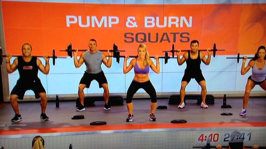 Les Mills PUMP Reviews