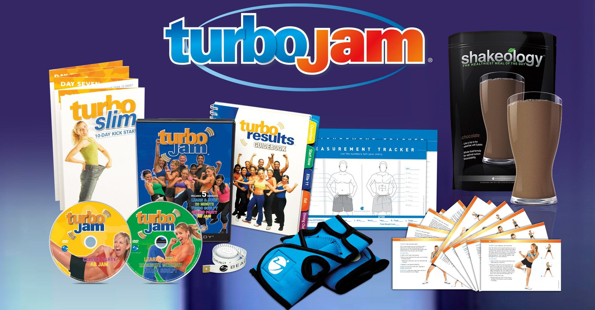 Turbo Jam Reviews - Extreme Fit Results