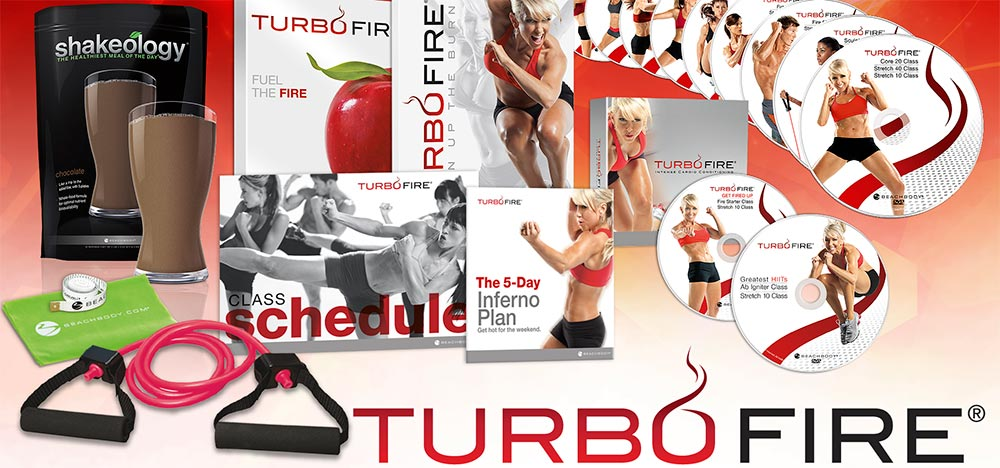 Turbo Fire Workout Programs