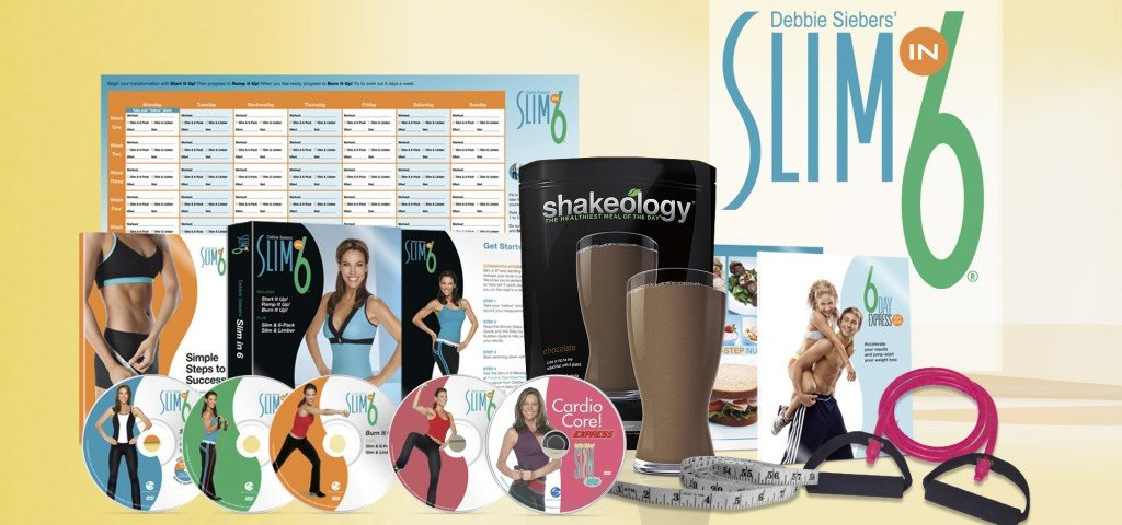 Slim in 6 Workout Review