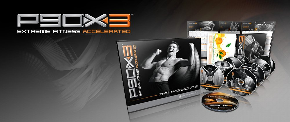 What is Included in P90X3
