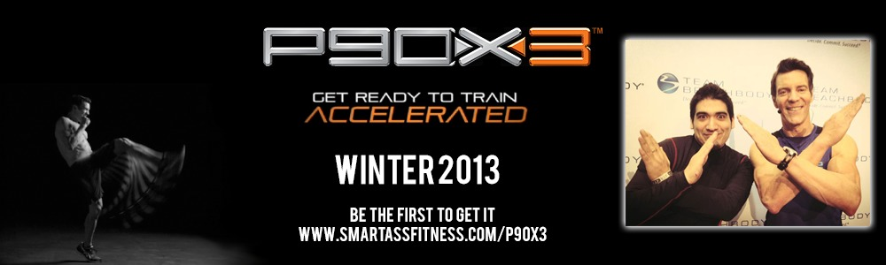 Get P90X3 Before Everyone Else