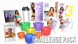 21 Day Fix Challange Pack