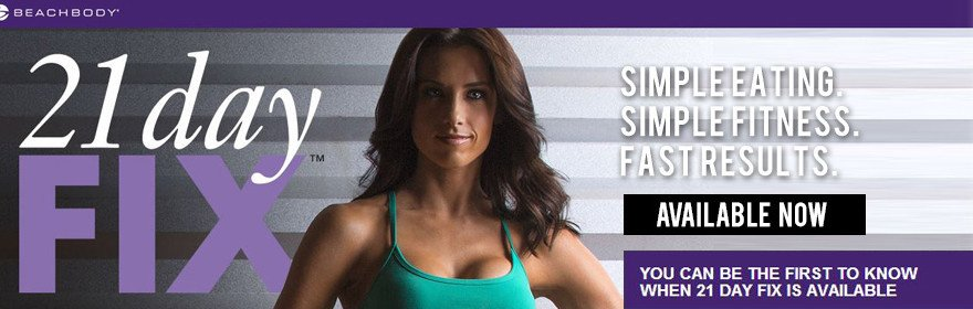 21 Day Fix Sold Out
