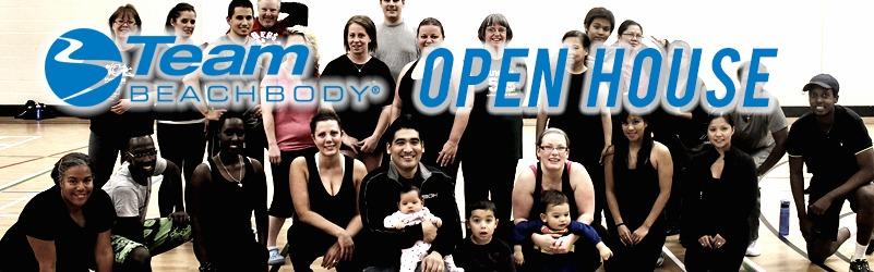 Beachbody Coach Open House