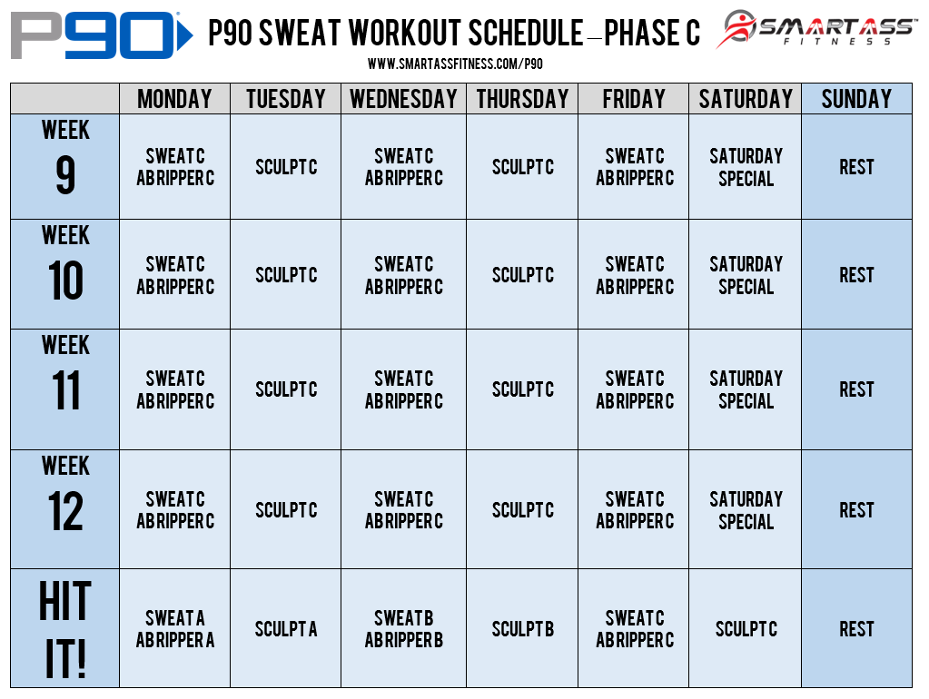 P90 Workout Review | Smart Ass Fitness