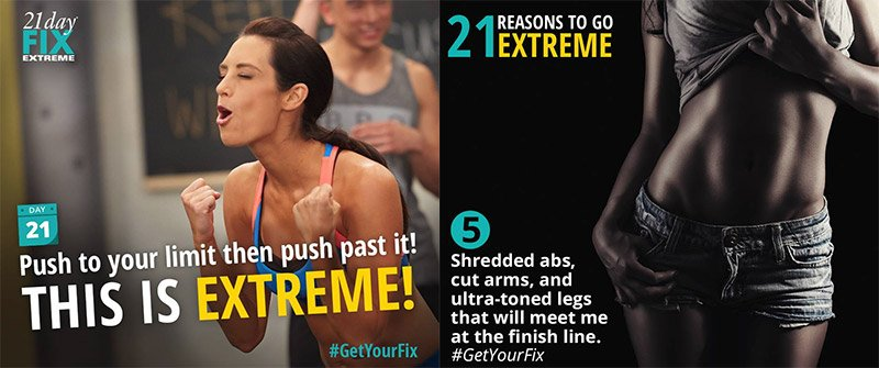 Buy 21 Day Fix Extreme