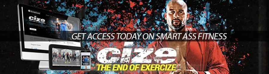 CIZE Workout Review
