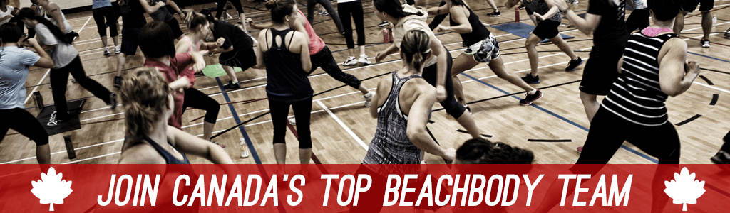 Canada's Top Beachbody Team