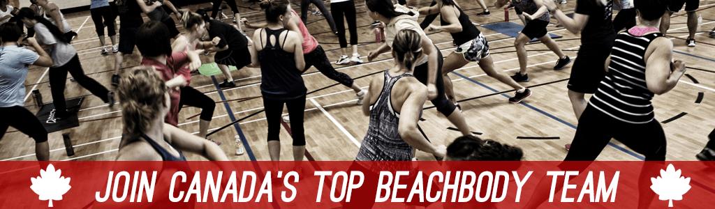 Canada's Top Beachbody Team