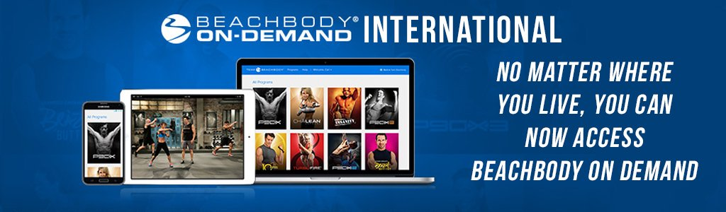 Beachbody on Demand International