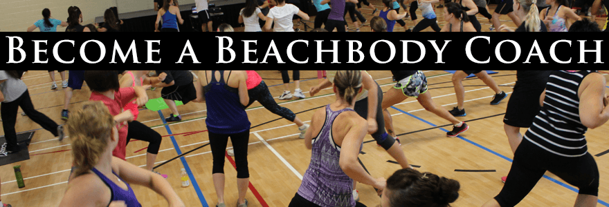 Health and Fitness Professional Become Beachbody Coach