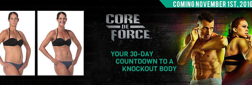 Core de Force Workout Review