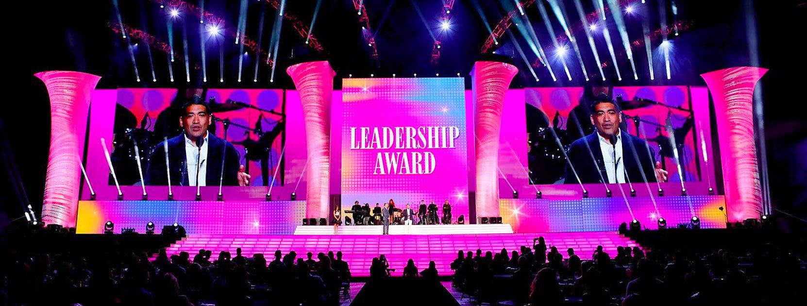 Beachbody Leadership Award