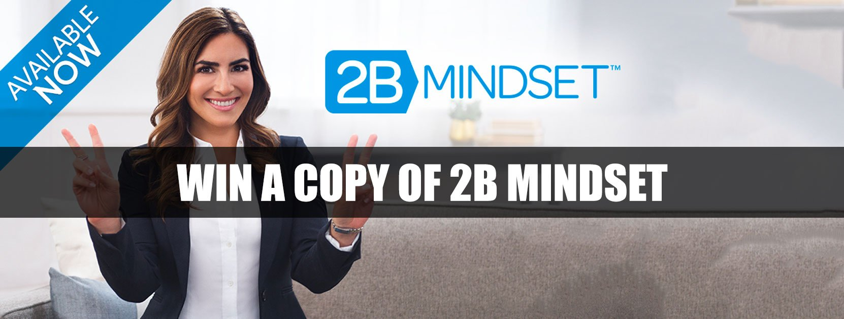 Win a copy of 2B Mindset