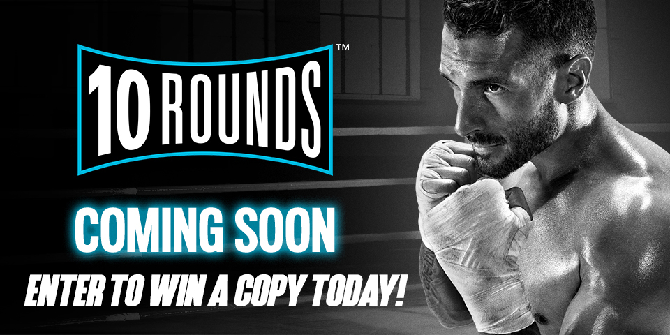 Enter To Win a Copy of 10 Rounds Home Workout