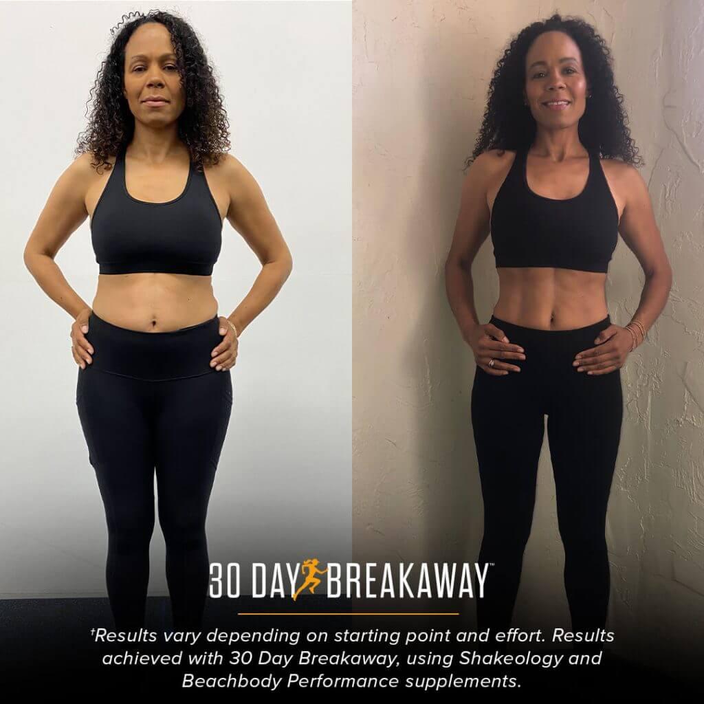 30 Day Breakaway Results